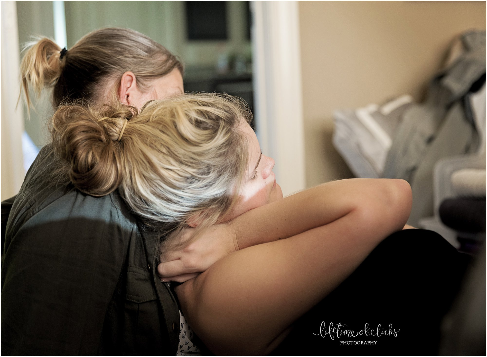 Katy TX home birth by Lifetime of Clicks Photography